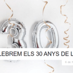 Celebració 30 anys de la Lliga Reumatològica Catalana